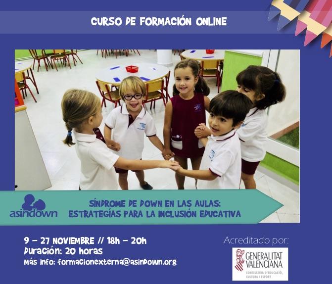 SÍNDROME DE DOWN EN LAS AULAS. ESTRATEGIAS PARA LA INCLUSIÓN EDUCATIVA