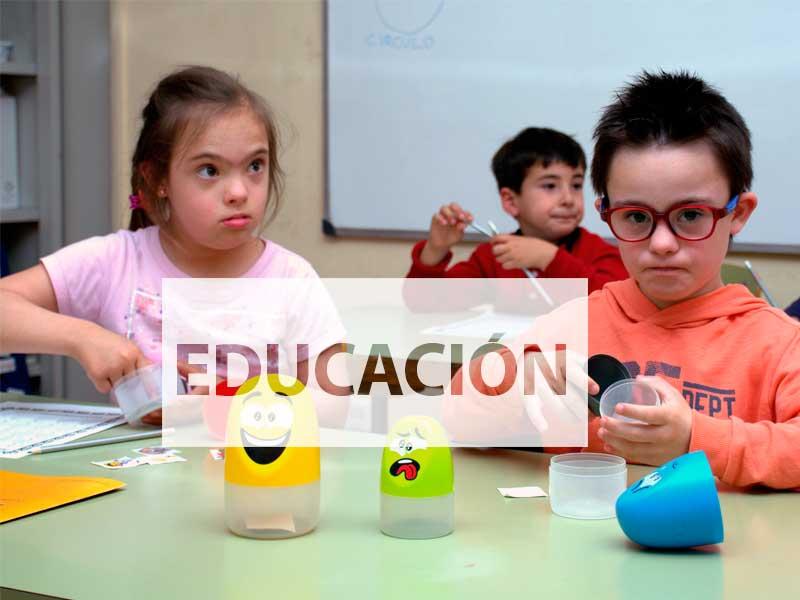 Área del Educación