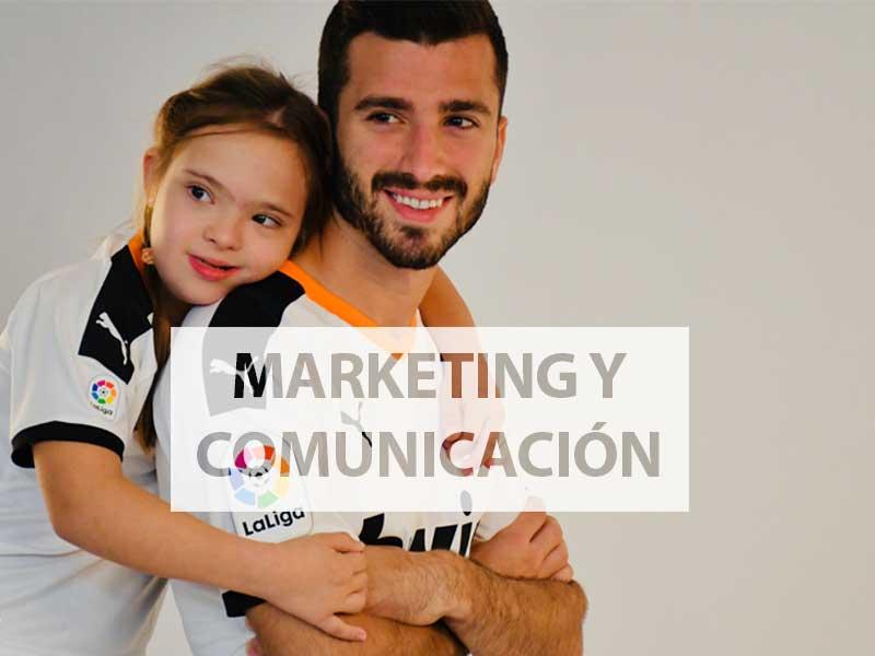 Área de Marketing y Comunicación