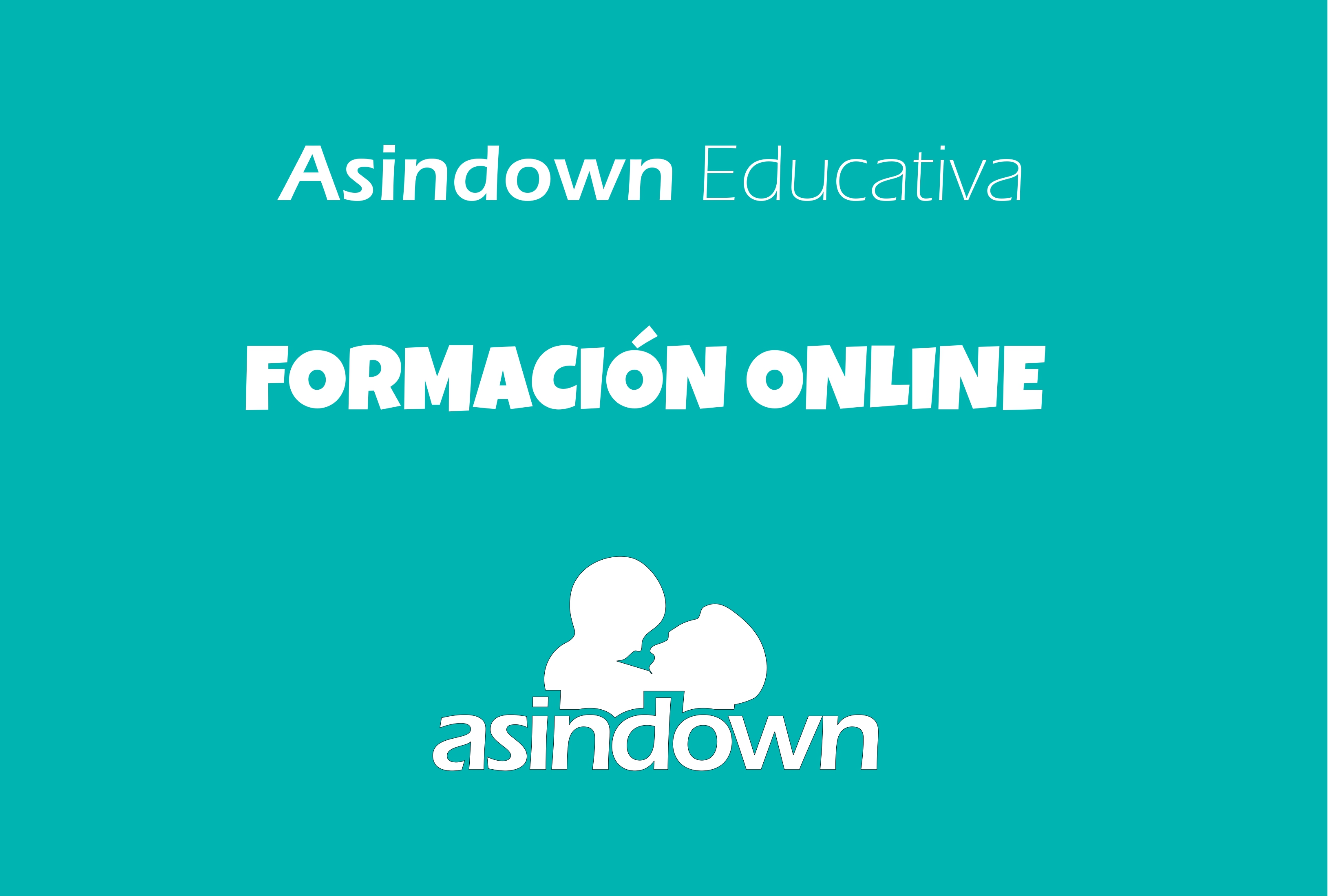 ASINDOWN EDUCATIVA. ATENCIÓN A FAMILIAS Y PERSONAS USUARIAS