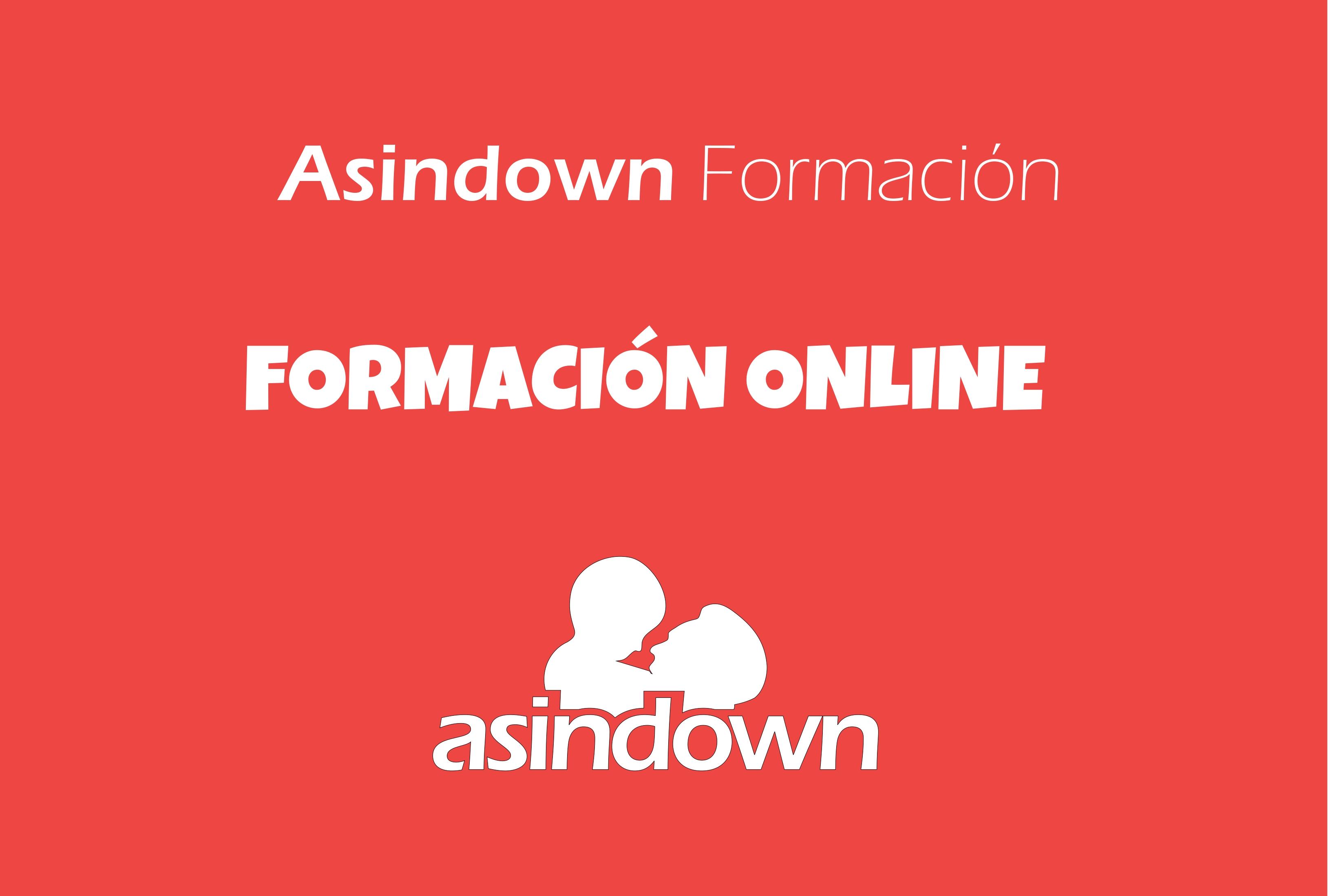 ASINDOWN FORMACIÓN. ATENCIÓN A FAMILIAS Y PERSONAS USUARIAS